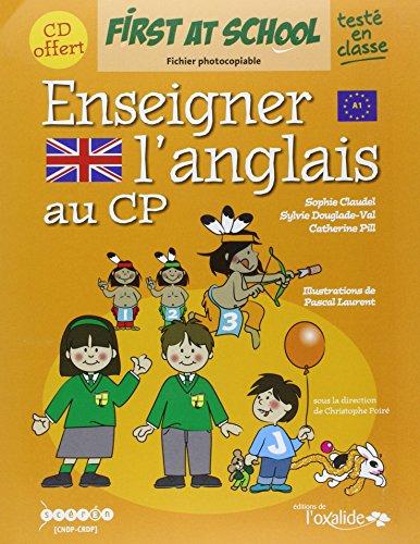 9782916881751: Enseigner l'anglais au CP (+CD audio)