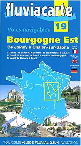 9782916919300: Voies Navigables - Bourgogne Est - de Joigny a Chalon Sur Saone - 19