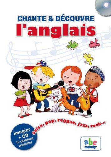 9782916947006: chante et découvre l'anglais