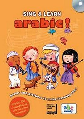 9782916947068: Sing & Learn Arabic