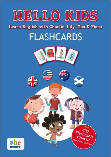 9782916947587: Hello Kids Flashcards