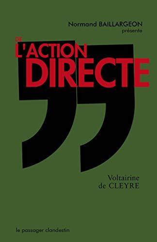 9782916952246: De l'action directe