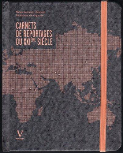 Carnets de reportages du XXIe siècle: Quérouil-Bruneel, Manon