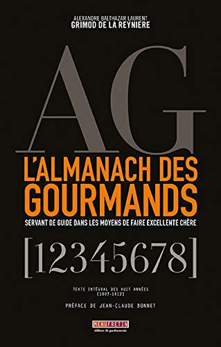 9782917008409: L'almanach des gourmands