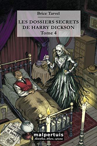 9782917035351: Les dossiers secrets de Harry Dickson, Tome 4 : Le polichinelle d'argile ; La chambre effroyable