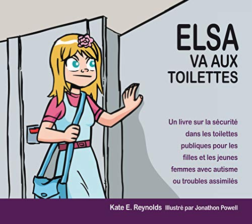 9782917150344: Elsa va aux toilettes