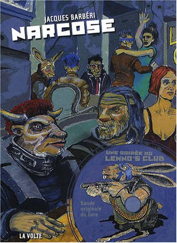 narcose: Jacques Barbéri