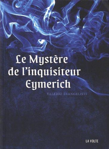 9782917157213: Le Mystère de l'inquisiteur Eymerich