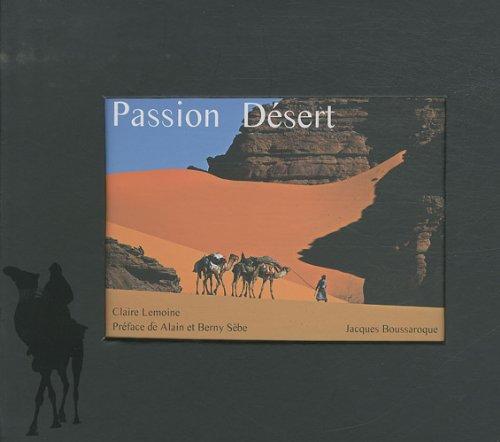 9782917193211: Passion Désert