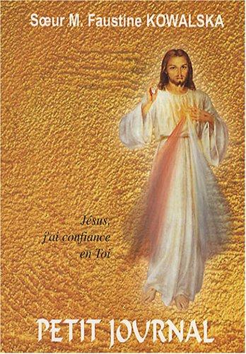 9782917242001: FORMAT POCHE PETIT JOURNAL DE SR FAUSTINE