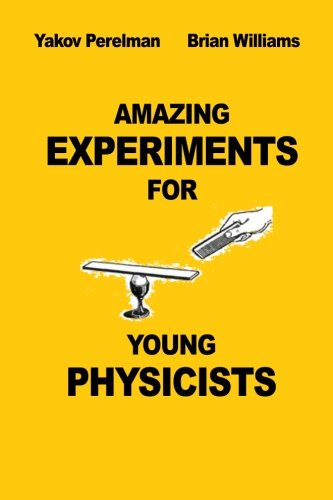 9782917260296: Amazing Experiments for Young Physicists