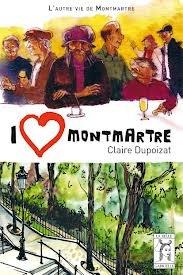 9782917269114: I Love Montmartre