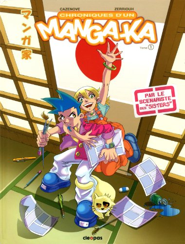9782917283264: Chroniques d'un mangaka Vol.1