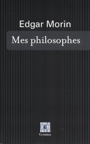 9782917285275: Mes philosophes