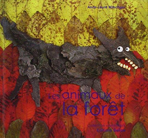 9782917289495: Les animaux de la forêt