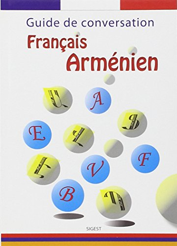 9782917329160: Guide de conversation français-armenien