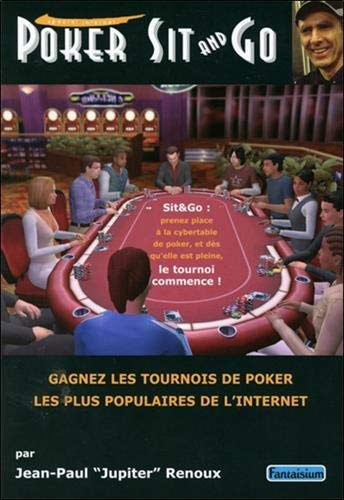 9782917425114: Poker Sit & Go (French Edition)
