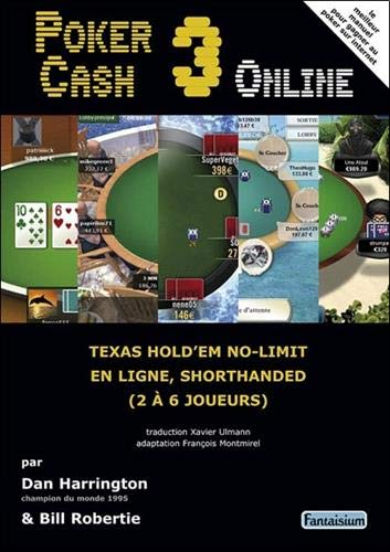 Pocker Cash 3 Online (French Edition) (9782917425220) by [???]