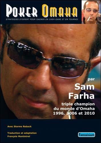 9782917425244: Poker Omatha : Farha on Omaha, stratégies d'expert pour gagner en cash-game et en tournoi (Poker expert)