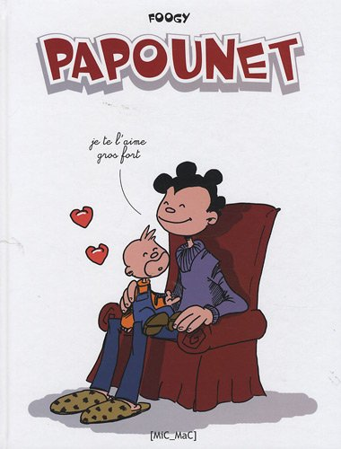9782917460191: PAPOUNET TOME 1