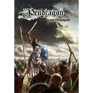 9782917475898: Pendragon - Grande Campagne - la Table Ronde