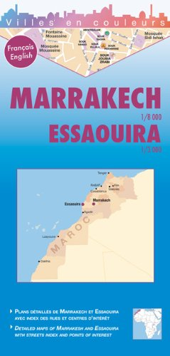 9782917495018: Marrakech and Environs and Essaouira: KANE.60