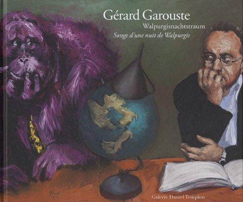 """gerard garouste walpurgisnachtstraum ; songe d'une nuit de Walpurgis"": Aurélie ..."