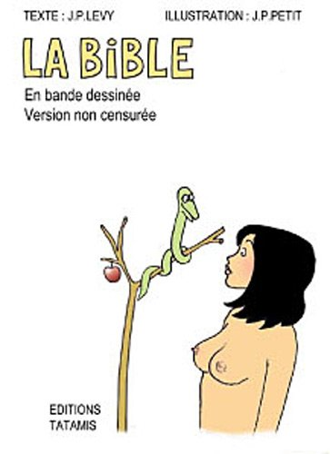 9782917617175: La Bible en bd non censurée