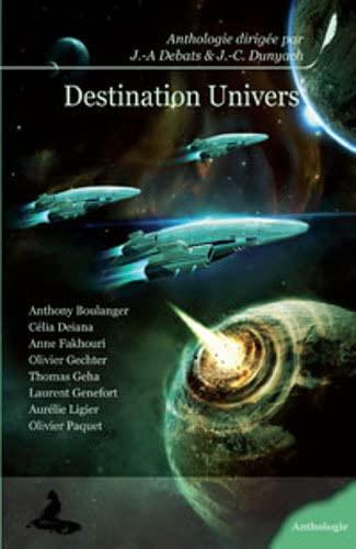 9782917718315: Destination Univers