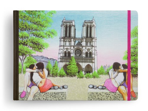 Travel book Paris: Cheri Samba