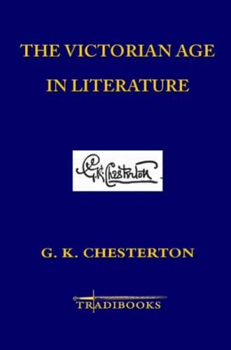 9782917813485: The Victorian Age in Literature