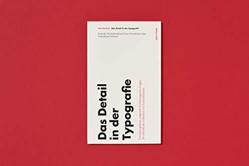 9782917855652: Das Detail in Der Typografie