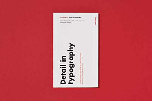 9782917855669: Jost Hochuli: Detail In Typography (english Reprint)