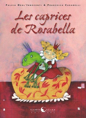 9782917871126: les caprices de Rosabella
