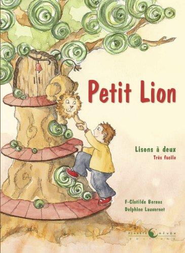 Petit lion: Clotilde Bernos