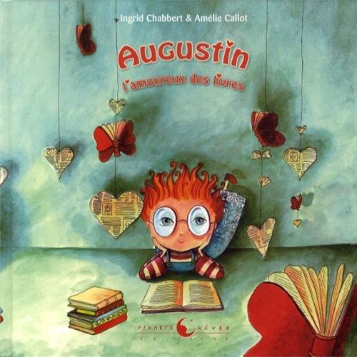 9782917871331: Augustin l'amoureux des livres