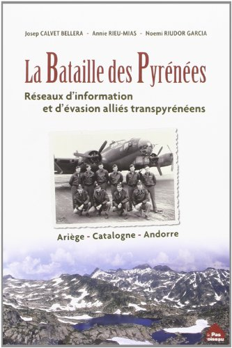 9782917971376: La bataille des pyrénées