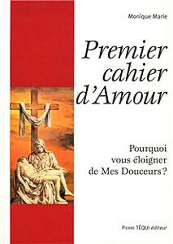 9782917975060: Premier Cahier d'Amour