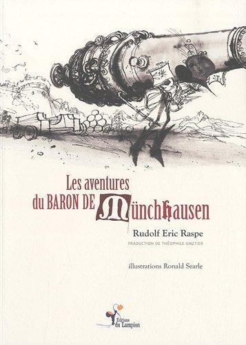 9782917976081: les aventures du baron de Münchhausen