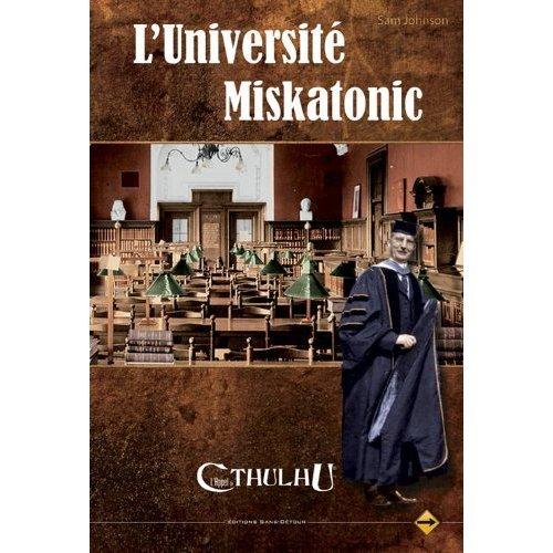9782917994214: Sans Détour - SDT13 - Jeu de Société - L'université Miskatonic