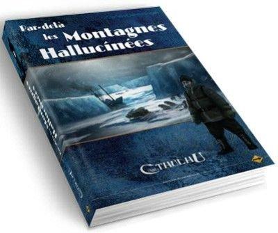 9782917994627: Appel de Cthulhu 6 ED N°14 Par dela les Montagnes Hallucinees édition révisée