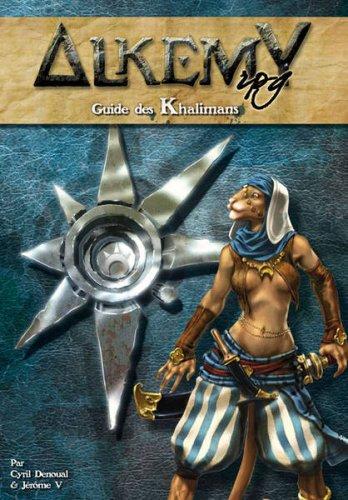 9782918045038: Les XII Singes - Alkemy - le Guide des Khalimans