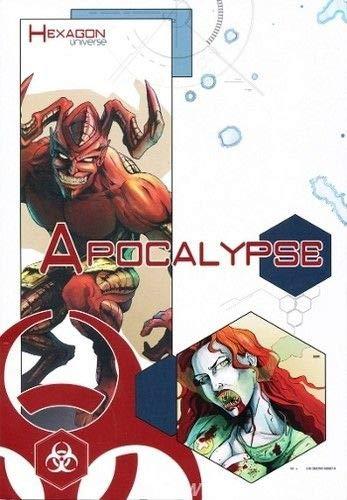 9782918045724: Les XII Singes - Hexagon Universe : Apocalypse