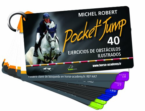 9782918091110: Pocket'Jump : 40 ejercicios de obstáculos ilustrados