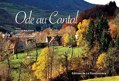 9782918098188: Ode au Cantal