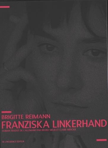 9782918193210: Franziska Linkerhand