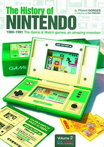 9782918272359: The History of Nintendo 1980-1991