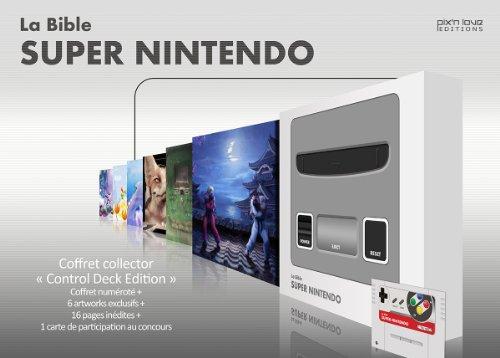 9782918272618: La Bible Super Nintendo - Édition Control Deck