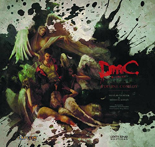 Devil May Cry: A Divine Comedy: Mehdi El Kanafi