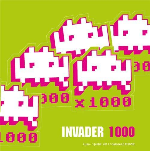 invader 1000 /francais/anglais (9782918330110) by [???]